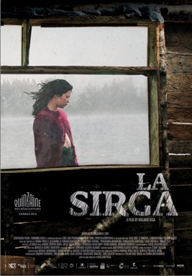 La Sirga affiche