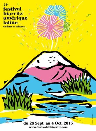 24 ème Festival Biarrtz Amérique Latine