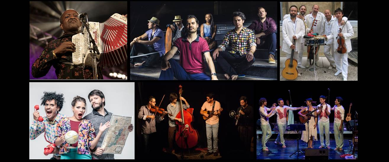 Le Village du Festival en musique !