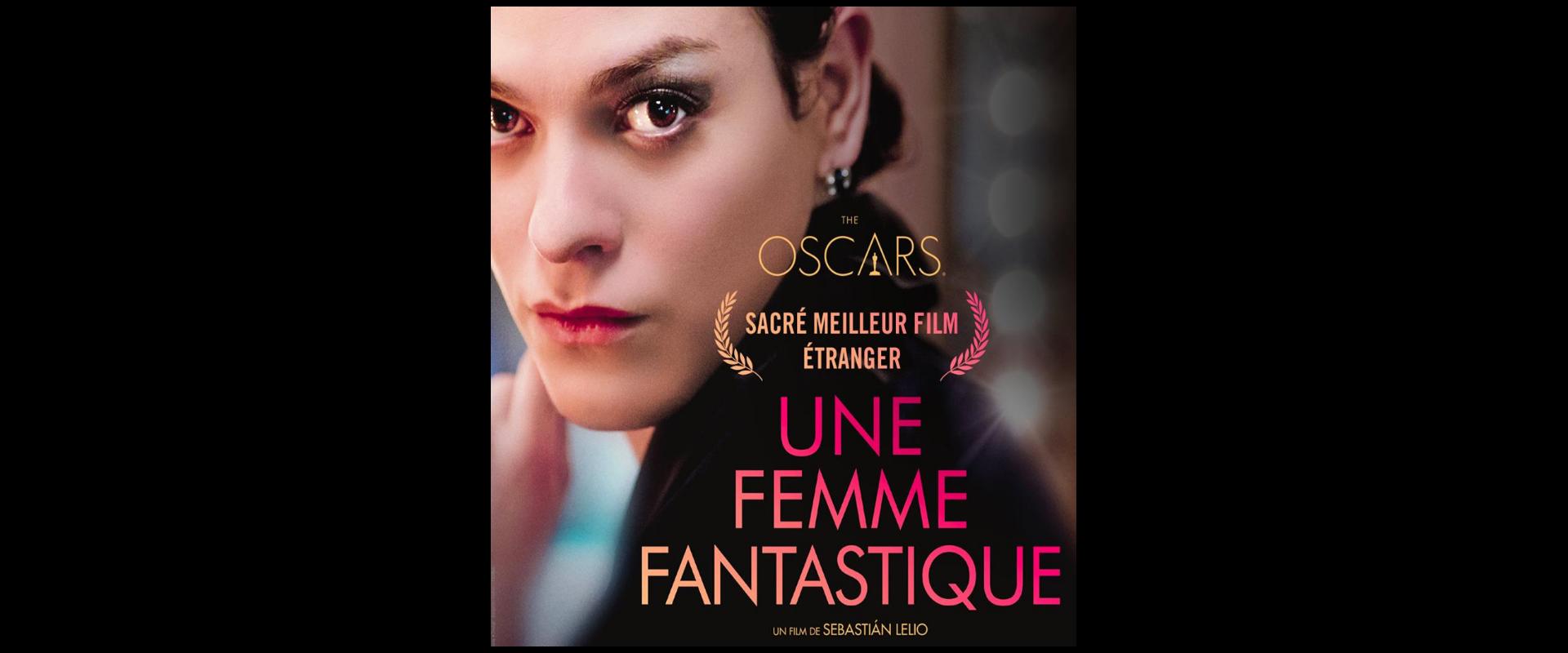 «Une femme fantastique»
