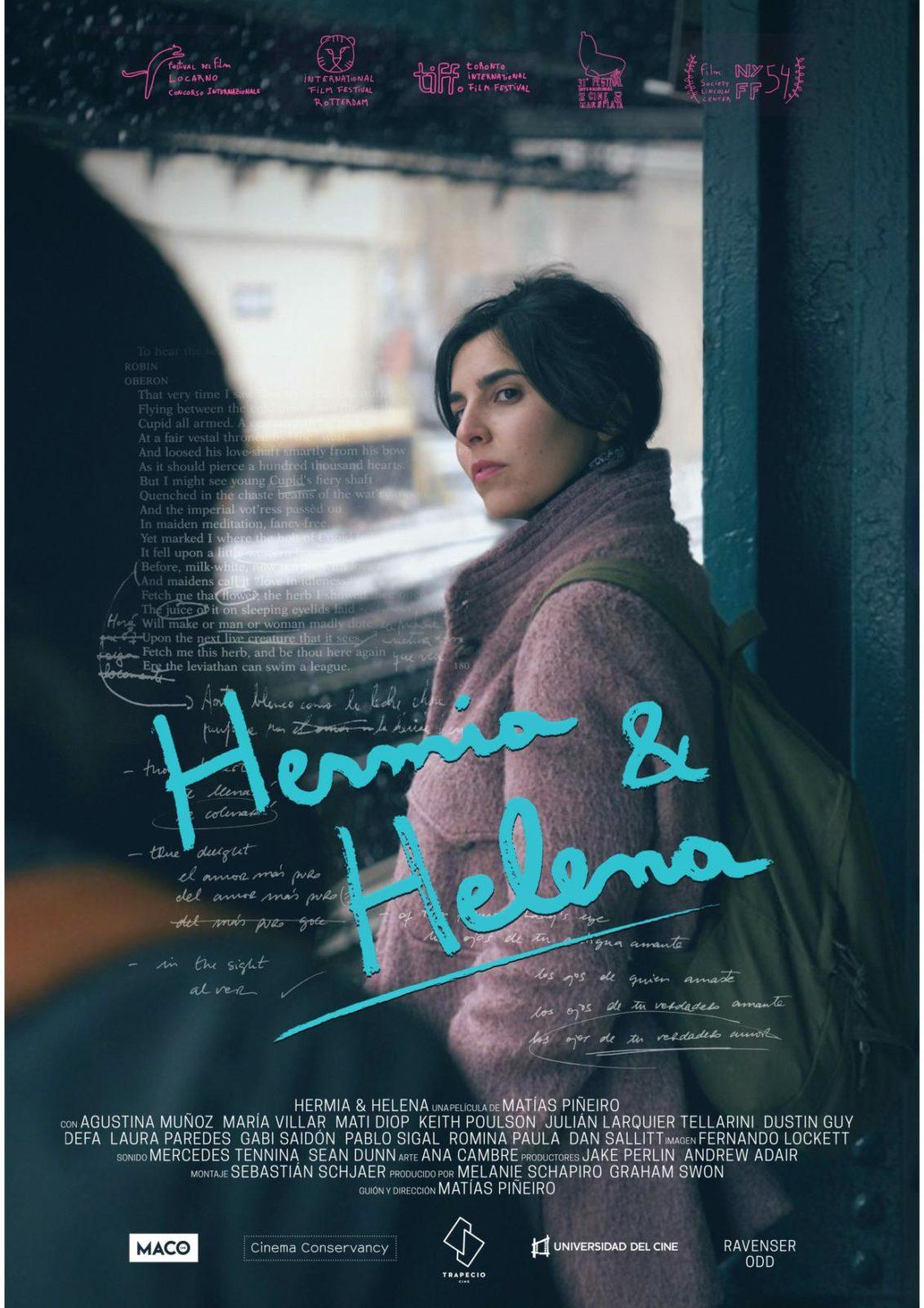 Hermia y Helena
