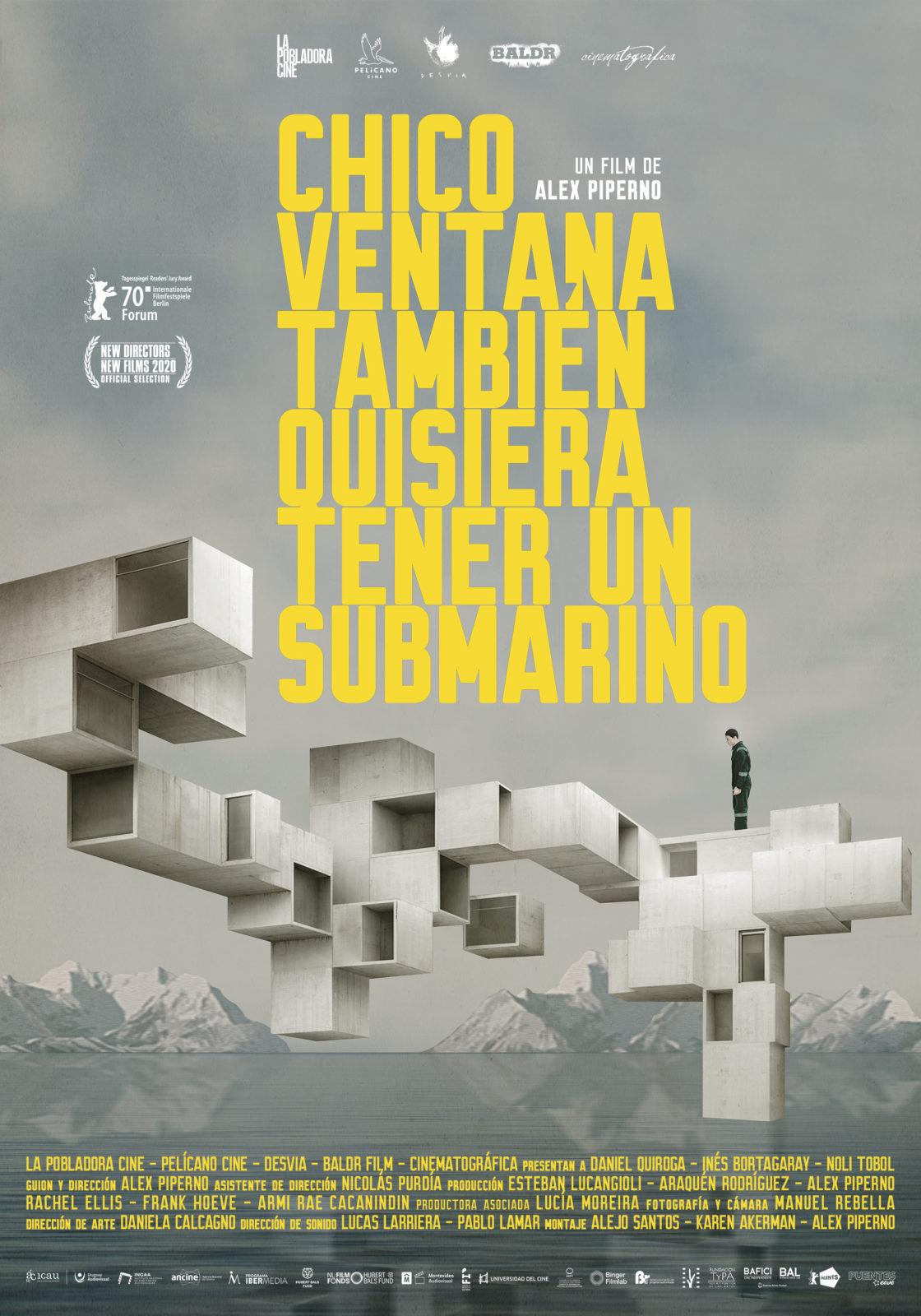 Chico ventana también quisiera tener un submarino - Festival de Biarritz  América Latina